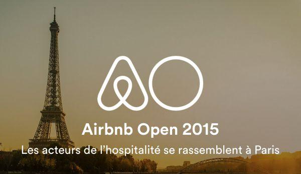 airbnb open 2015 paris